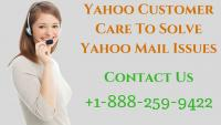 Solution To Yahoo Mail Problem @+1-888-259-9422