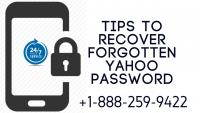 Recover Yahoo Email Account Password Without Any Hassle