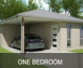 1 Bedroom Granny Flat Sydney, One Bedroom Granny Flats Designs, Builders Sydney - Granny Flats