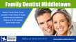 Family Dentist Middletown