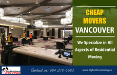 Furniture Movers Vancouver