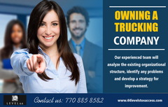 Owning a Trucking Company
