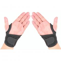 Mens Workout Gym Gloves Wrist Support
