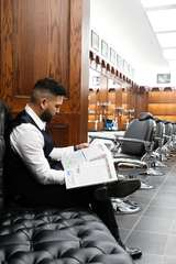 Men\u2019s haircut NYC