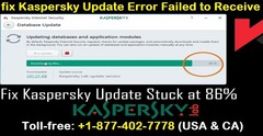 Kaspersky Update Error Failed To Receive File