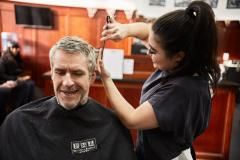Men\u2019s haircut New York