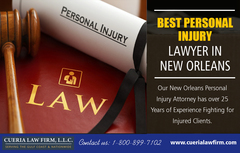 Best Personal Injury Lawyer in New Orleans