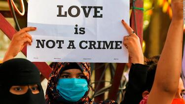 Indian Muslim student arrested for allegedly trying to convert Hindu woman under controversial 'love jihad' law