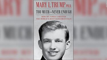 Mary Trump's scathing book claims Trump paid someone to take his SATs