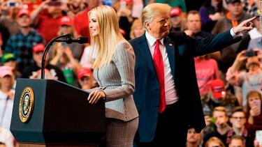 Washington Post: Trump considered daughter Ivanka as 2016 vice presidential pick, according to book by former campaign aide