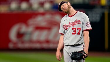 Washington Nationals put RHP Stephen Strasburg on IL with shoulder inflammation