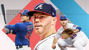Buster Olney's top 10 first basemen -- Has Pete Alonso powered his way to the top of the list?