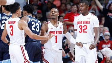 Ohio State suspends Luther Muhammad, Duane Washington