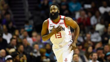 Houston Rockets' Stephen Silas says he's giving disgruntled James Harden 'space'