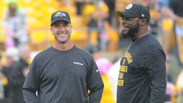 Baltimore Ravens-Pittsburgh Steelers game moved to Tuesday; Ravens-Dallas Cowboys game moved to Dec. 7