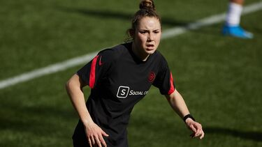 Portland Thorns teen Olivia Moultrie files suit against NWSL over age restrictions
