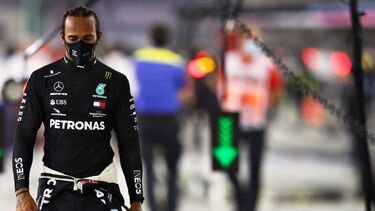 Lewis Hamilton tests positive for COVID-19 and will miss Sakhir GP