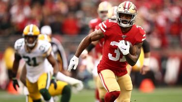 RB Raheem Mostert requests trade from 49ers, agent says