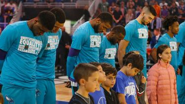 'Equality' tops list of NBA players' most popular social justice jersey messages