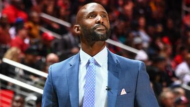 Atlanta Hawks fire coach Lloyd Pierce