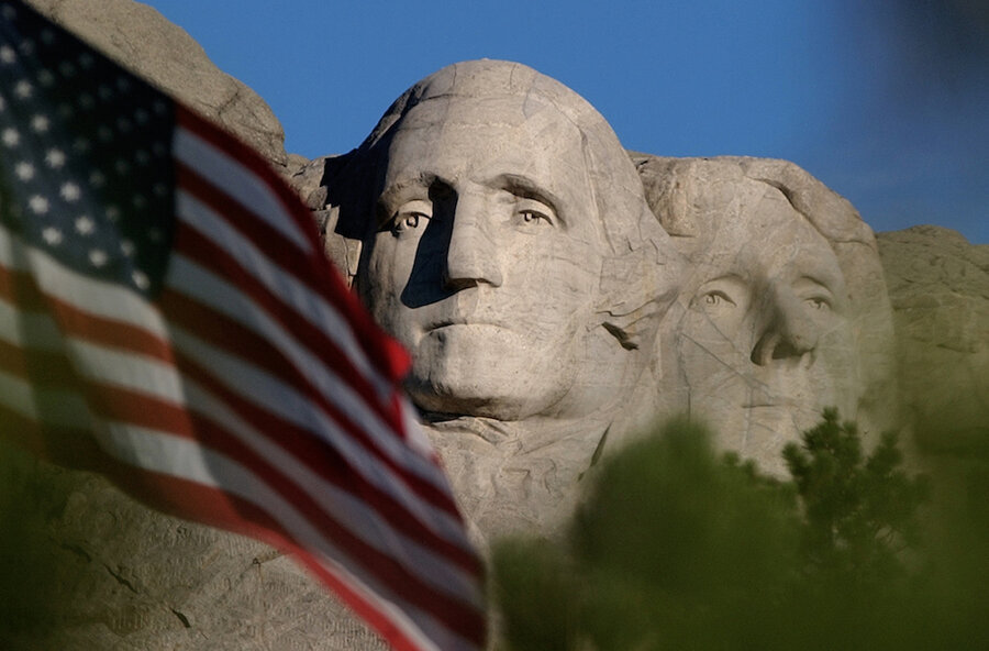 Trump's Mount Rushmore event with fireworks sparks controversy