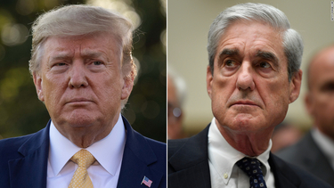 Mueller considered speaking up earlier against Trump and Barr's attacks, sources say