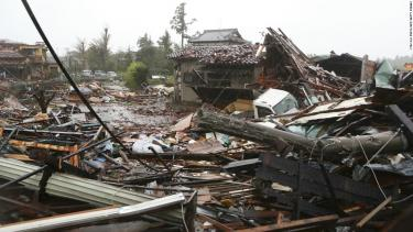 Recovery begins as Japan's Typhoon Hagibis leaves trail of death and destruction