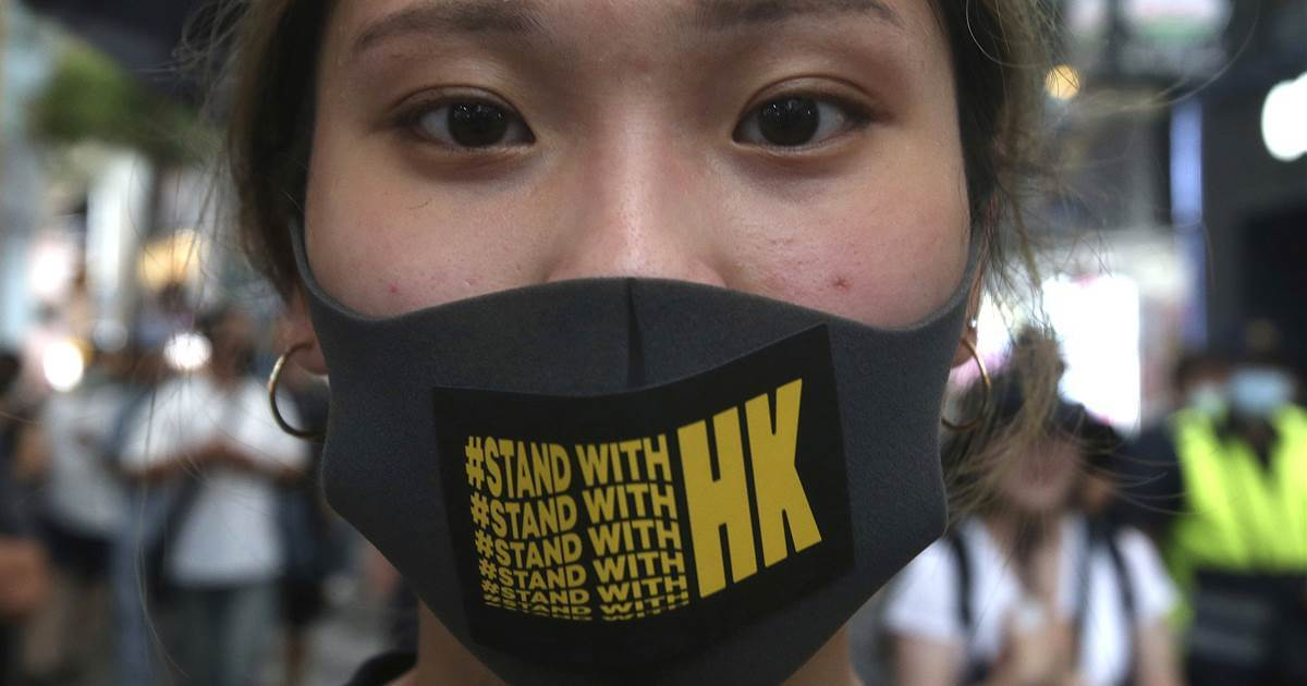 Hong Kong protesters, fearing Chinese repression, escape to Taiwan