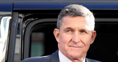 Judge asks for full appeals court review of Michael Flynn case