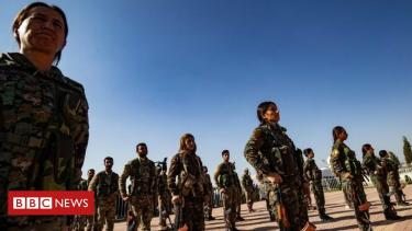 Kurds do deal with Syrian army to counter Turkey