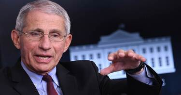 Fauci apologizes for suggesting U.K. rushed vaccine