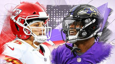 Next great NFL QB rivalry - Can Mahomes-Jackson become Brady-Manning?