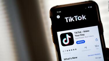 Trump orders TikTok's Chinese-owned parent company to divest interest in US operations