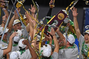 Hawaii beats BYU to win program's first NCAA men's volleyball title