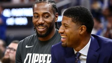 Clippers' Paul George and Kawhi Leonard 'destined' to play together