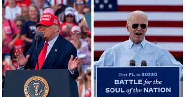 "2020 Election Live Updates: ""If Florida goes blue, it's over,"" Biden says as he and Trump campaign in Florida"