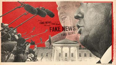 No matter who wins the US election, the world's 'fake news' problem is here to stay