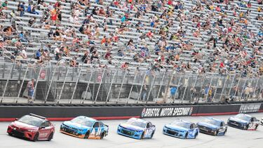 NASCAR All-Star race hosts around 20K fans at Bristol Motor Speedway
