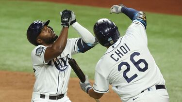 Tampa Bay Rays' Randy Arozarena sets record for most total bases in one postseason