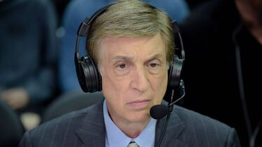 Broadcaster Marv Albert retiring after NBA Eastern Conference finals