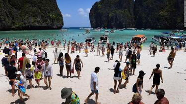 Before the virus, Asia's ecosystems were buckling under overtourism. When the tourists return, it has to be different