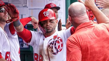 Gerardo Parra leaves Nationals, MLB to play in Japan for Yomiuri Giants