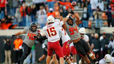 How Oklahoma State's defense made the Cowboys the Big 12's best College Football Playoff hope