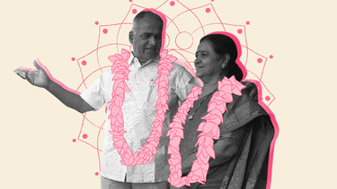 These senior Indian couples found love again. Not everyone is happy about it