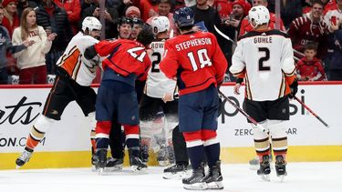 Capitals' Garnet Hathaway suspended 3 games for spitting