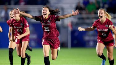 Santa Clara Broncos outlast Florida State Seminoles to win women's College Cup