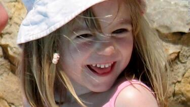 New suspect identified in 2007 disappearance of Madeleine McCann