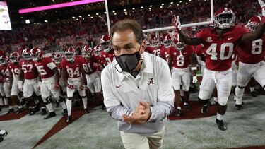 Alabama Crimson Tide's Nick Saban concedes defense is no longer key to victory