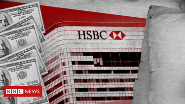 HSBC moved scam millions, big banking leak shows