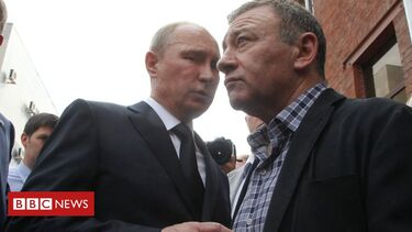 Putin associate 'moved millions' through Barclays